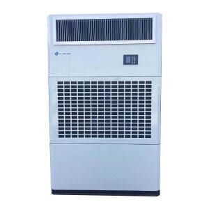 ICE-HERO/冰雄 风冷柜机 DFG-54D 室内机1475×725×2200mm 室外机1725×875×800mm 连接管5m 电压三相380V/50Hz 制冷剂R22 制冷量54000W 温度控制20~35℃ 1台