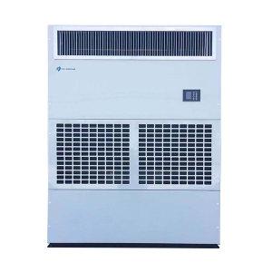 ICE-HERO/冰雄 水冷柜机 LS-20 外形尺寸1170×520×1880mm 电压三相380V/50Hz 制冷剂R22 制冷量24000W 温度控制20~35℃ 1套