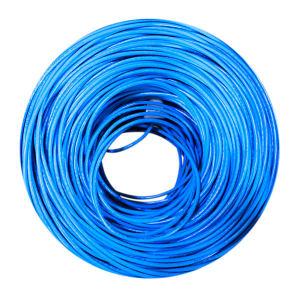 POWERSYNC/包尔星克 六类纯铜网线 L6GN6305 305m 蓝色 1卷