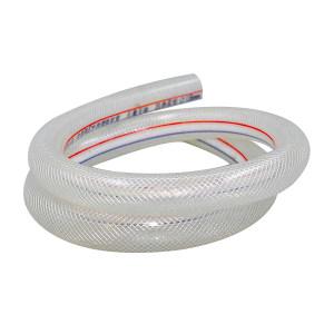 SHIDAI/时代 压缩空气用织物增强热塑性塑料软管 A型 公称内径10mm(可定制) 3mm×100m 透明色 塑料 5~10bar 1米