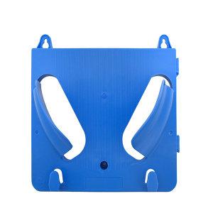 SAFEWARE/安赛瑞 磁吸式安全帽放置架 12051 蓝色 PP塑料 单帽 24*27.5cm 1个