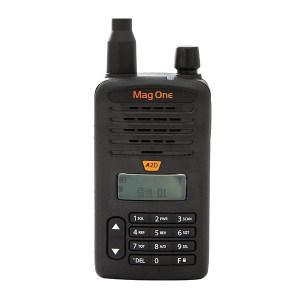 MOTOROLA/摩托罗拉 Mag One数字商用手持无线对讲机 A2D 标准配置 1台