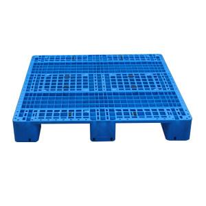 ZKH/震坤行 网格川字托盘 1200*1200*150mm 蓝色 全新料 加8根钢管 1个
