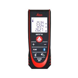 LEIKA/徕卡 激光测距仪 DISTO D2 测距范围0.05~100m 蓝牙传输 体积小巧 1台