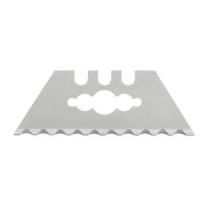 HEWER MultiFIT 波浪梯型刀片 HB-100.50 51.4×0.4×18.7mm 1盒