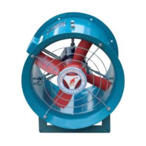 YINGDA/应达 防爆轴流风机 BT35 No2.8 0.25KW 380V 2900r/min 2921m³/h 钢板 1台