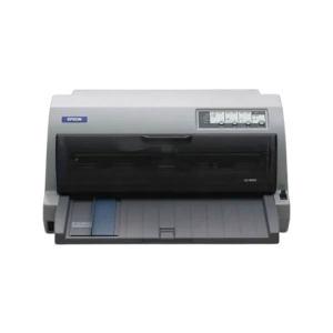 EPSON/爱普生 平推式针式打印机 LQ-690K 24针 1台