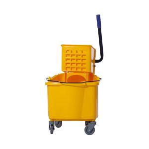 BAIYUN/白云 高级单桶榨水车 AF08080 32L 黄色 PP 60×40×92cm 1台