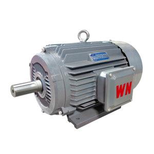 WANNANMOTOR/皖南电机 YE3系列超高效三相异步电动机 YE3-112M-2 B3 新国标IE3三级能效 4kW 1台