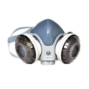 SHIGEMATSU/重松 防尘面具套装 CDR28SU2W M 产品含U2W滤棉 1个