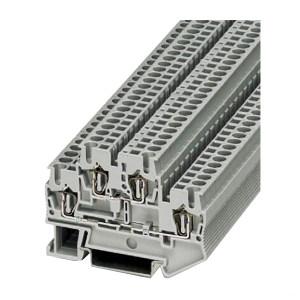 PHOENIX CONTACT/菲尼克斯 STTB系列双层弹簧端子 STTB 2,5 1个
