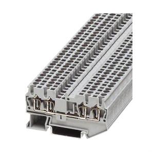 PHOENIX CONTACT/菲尼克斯 ST系列直通式接线端子 ST 2,5-QUATTRO 1个