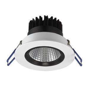 SXJG/三雄极光 LED天花射灯 PAK565260 10W 4000K暖白光 开孔77mm 1个