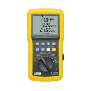 CA 单相电能质量分析仪 CA8220 无钳头 1台