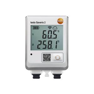 TESTO/德图 无线数据记录仪 testo Saveris 2-T2 外置温度 需外接温度探头NTC 1台