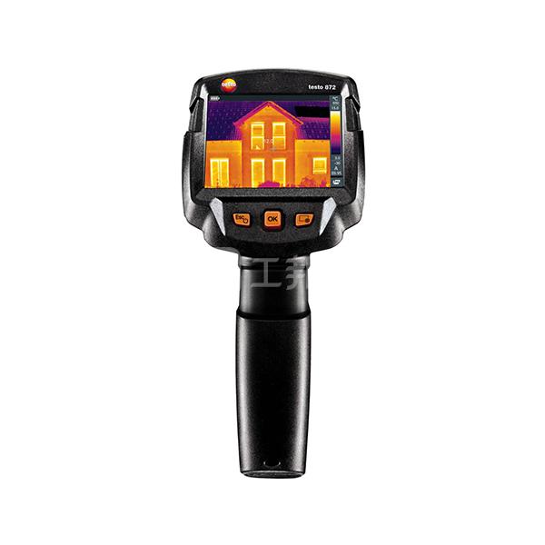 TESTO/德图 热像仪 testo 872 带红外热像智能App 1台