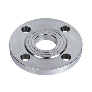 RG/锐阁 304不锈钢RF突面板式平焊法兰 DN15×PN16 1只