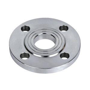 RG/锐阁 304不锈钢RF突面板式平焊法兰 DN32×PN16 1只