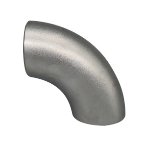 RG/锐阁 TP304不锈钢对焊90°冲压弯头 φ60×3 GB/T12459标准 1只