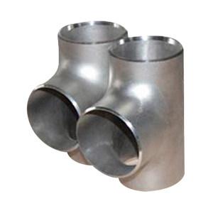 RG/锐阁 TP304不锈钢对焊等径三通 φ38×3mm GB/T12459标准 1只