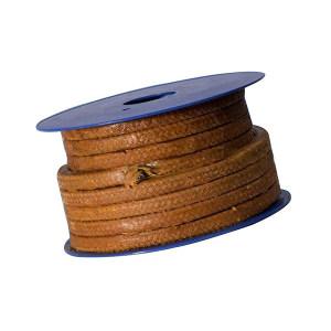 UNITEX/寰泰 牛油棉纱盘根 UP1722-6 6mm*6mm 1卷