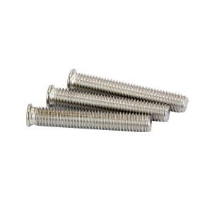 GZFST/广州法思特 点焊螺丝 304 本色 M6×25 允许误差3% 1盒