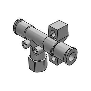 SMC 真空发生器 ZH10DSA-06-06-08 1个
