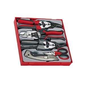 TENGTOOLS/瑞典天魔 5件剪切工具组 TTDCT05 1套