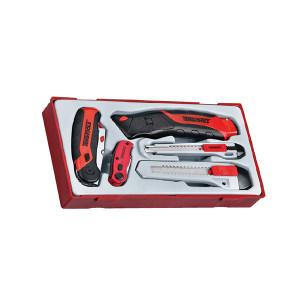 TENGTOOLS/瑞典天魔 40件切割工具刀组 TTK40 1套