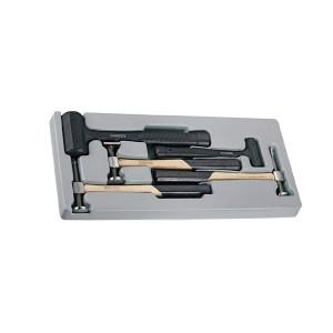 TENGTOOLS/瑞典天魔 5件汽配专用锤组 TTPSAD 1套
