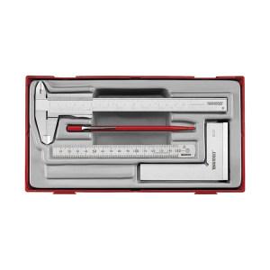 TENGTOOLS/瑞典天魔 4件测量工具 TTBM 1套