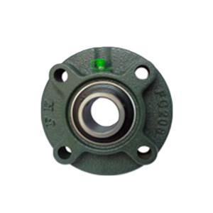 FK/泛科 圆形轴承单元 UCFC206 1个