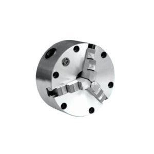 HQ/环球 三爪自定心卡盘 K21-125G 钢盘体 1个