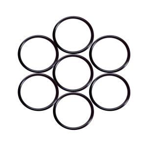DICHTOMATIK/德氏封 丁腈橡胶O形圈 OR 50×2 NBR 70 黑色 40个 1包