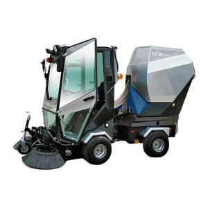 ICS/宇洁星 多功能户外扫地车 100S 清洁效率16000m2/h 清扫宽度1400mm 柴油发动机 20L 1台