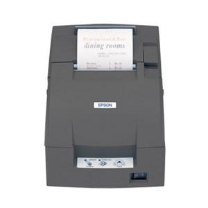 EPSON/爱普生 微型票据打印机(以太网口) TM-U288D 76mm 1台