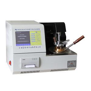 CHANGJI/昌吉 自动闭口闪点试验器 (触摸屏) SYD-261A RT~300℃ 410×360×310mm(长×宽×高)(升降臂未抬起时 外部尺寸) 1台