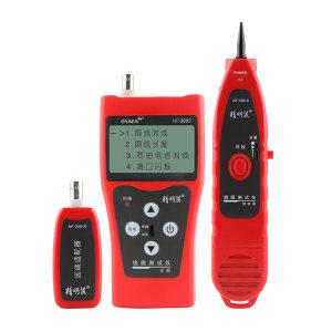 NOYAFA/精明鼠 LCD线路测试仪 NF-308 1台