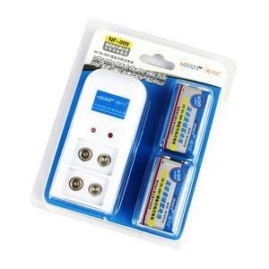 NOYAFA/精明鼠 精明鼠充电电池 NF-009 1套