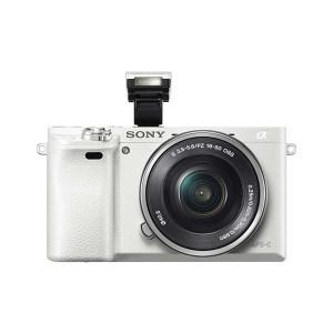SONY/索尼 微单数码相机标准套装 ILCE-6000L APS-C 3英寸/2420万 1台