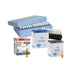 HACH/哈希 营养素BFR溶液粉枕 1416066-CN CAS号10043-52-4 量程0~700mg/L 0.1mL×50袋 1盒