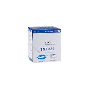 HACH/哈希 化学需氧量(CODcr)试剂 TNT821-CN CAS号7664-93-9 量程3~150mg/L 25次 1盒
