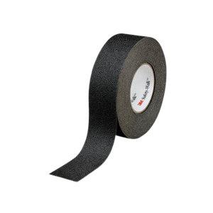 3M 一般平面用安全防滑贴-黑色 610 黑色 50.8mm×18.2m 2in×60ft 原装成品 1卷
