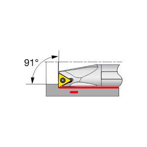 TUNGALOY/泰珂洛东芝 镗刀杆 A20R-STFPR13-D220 刀杆直径20mm 刀杆长200mm 1盒