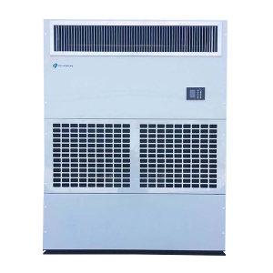 ICE-HERO/冰雄 风冷柜机 DFG-16D 室内机750×510×1660mm 室外机760×340×1250mm 连接管5m 电压三相380V/50Hz 制冷剂R22 制冷量16000W 温度控制20~35℃ 1台