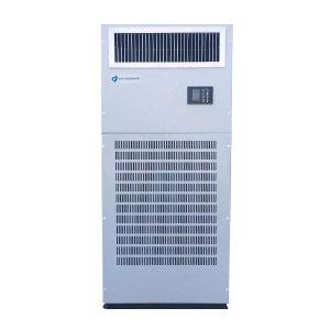 ICE-HERO/冰雄 水冷柜机 DSG-10 外形尺寸750×500×1655mm 电压三相380V/50Hz 制冷剂R22 制冷量10000W 温度控制20~35℃ 1台