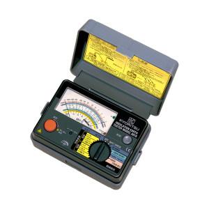 KYORITSU/克列茨 模拟式多功能测试仪 KEW6018 绝缘+接地 250V/50MΩ 500V/100MΩ 1000V/2000MΩ 1台