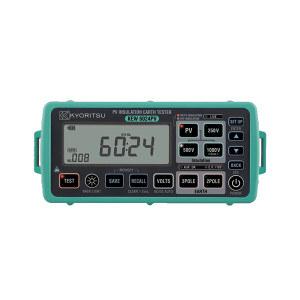 KYORITSU/克列茨 数字式多功能测试仪 KEW6024PV 5合1 PV500/1000V 绝缘电阻250/500/1000V 1台