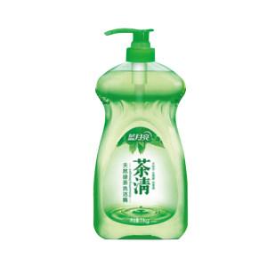 LYL/蓝月亮 茶清洗洁精 6902022134845 1kg 1瓶