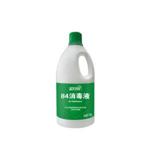 LYL/蓝月亮 84消毒液 6902022135019 1.2kg 1瓶